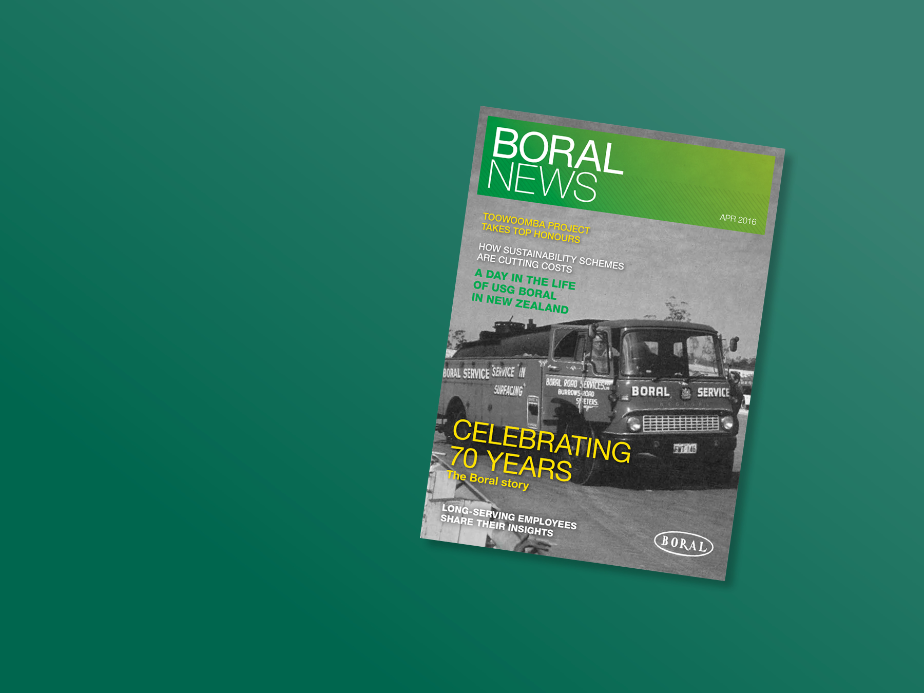 Boral News Magazine