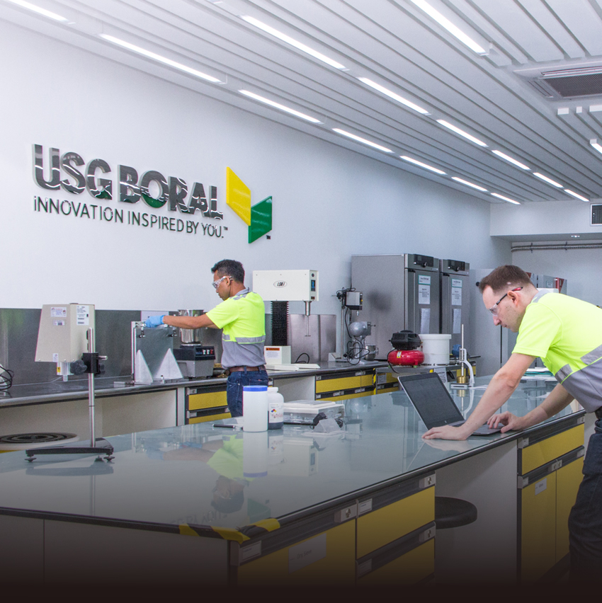 USG Boral Innocation Centre