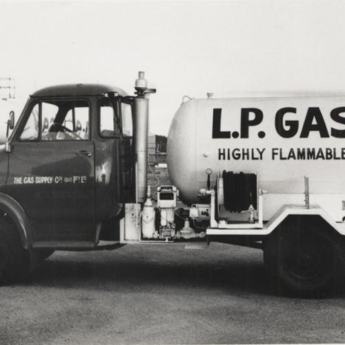 Boral History - gas supply company
