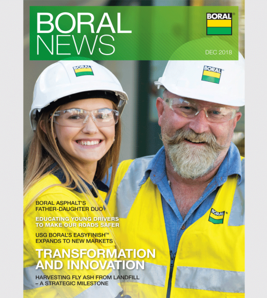 Boral News Issue 2, 2018
