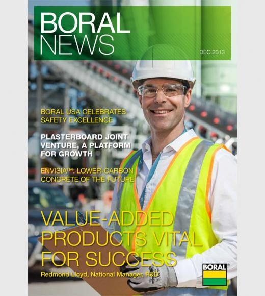 Boral News Issue 2, 2013