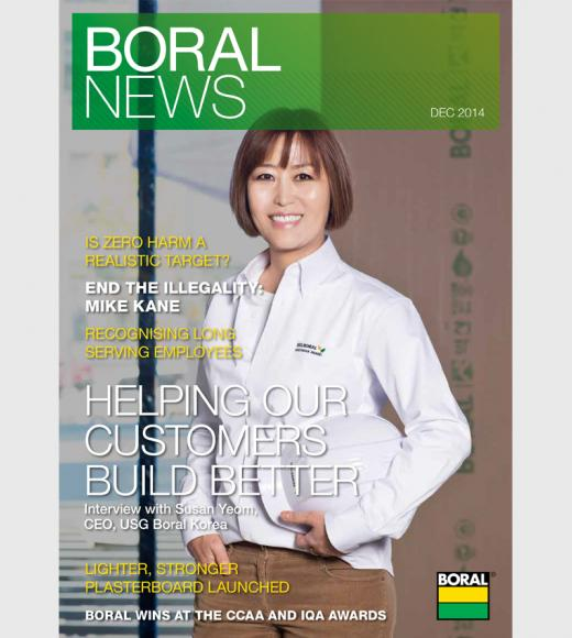 Boral News Issue 2, 2014