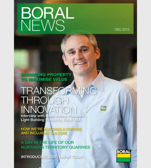 Boral News Issue 2, 2015